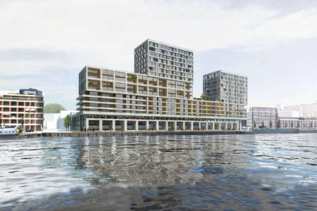 Project Havenkwartier Rotterdam