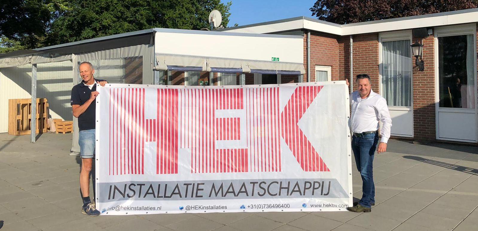 Nieuw sanitair voor RKVV-Nieuwkuijk